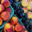 peaches plums nectarines