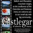castlegar tourism print ad